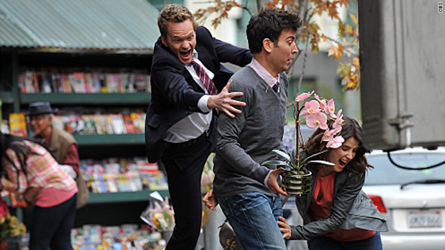 Future challenges on &#039;How I Met Your Mother&#039;