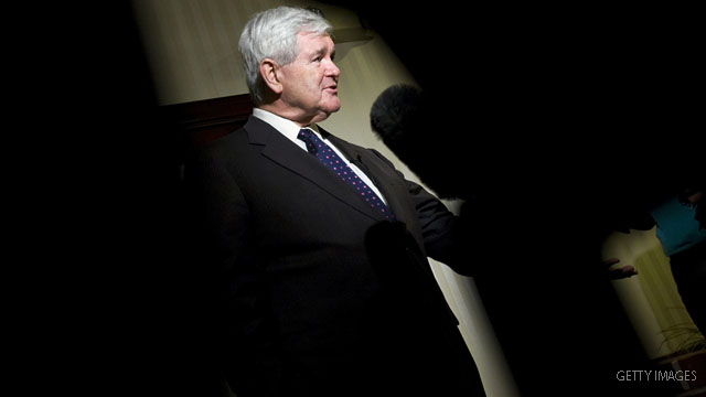 Gingrich apologizes to Ryan after 'radical' comment