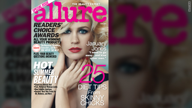 January Jones: Distance caused split from 'SNL' star