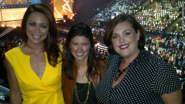 CNN's Brooke Baldwin: My 'Oprah' experience