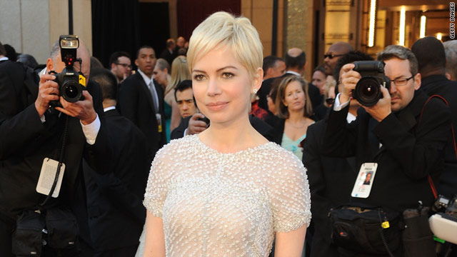 Michelle Williams to play Glinda in 'Oz' prequel