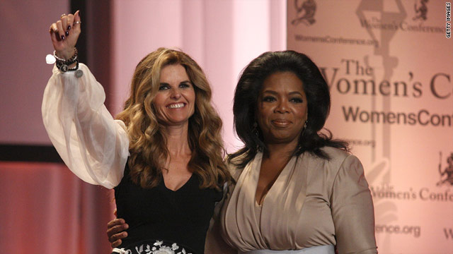 &#039;Showbiz Tonight&#039; Flashpoint: Can Oprah help Maria Shriver?