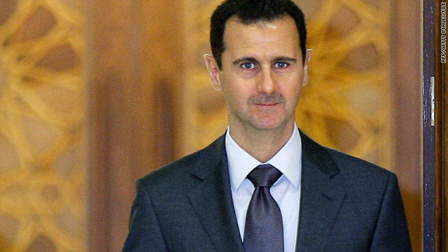 U.S. imposes tough sanctions against Syrian president, other officials