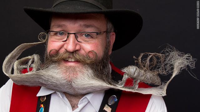 Los alemanes tienen los mejores bigotes del mundo