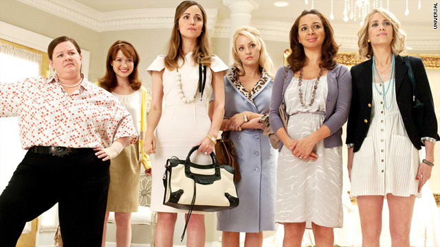 Could &#039;Bridesmaids&#039; get a sequel?
