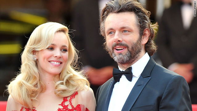 Michael Sheen: Rachel McAdams is amazing