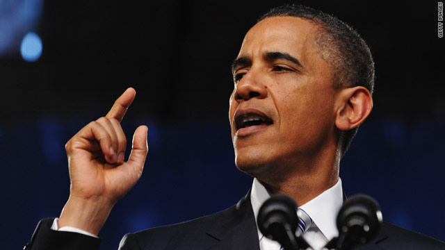 Stakes high - again - for Obama speech
