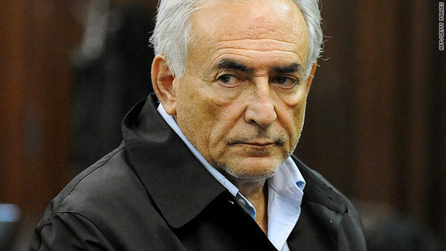 IMF head Strauss-Kahn to resign