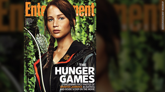 Jennifer Lawrence thought twice about 'Hunger Games' role