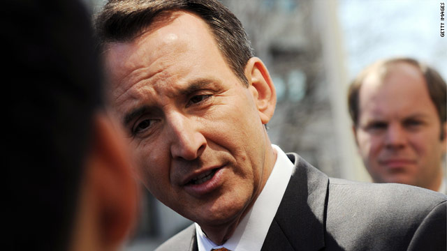 Pawlenty headed to Iowa to formally declare candidacy