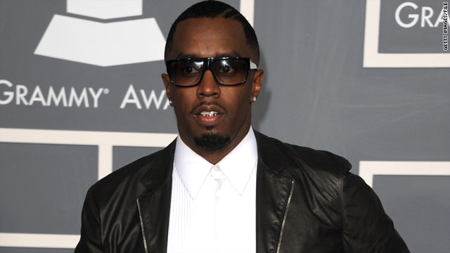 Sean 'Diddy' Combs changes his name...again