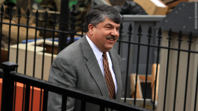 AFL-CIO's Trumka: 'Lawmakers should have listened better'