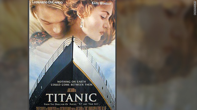 'Titanic' 3-D to be released in 2012