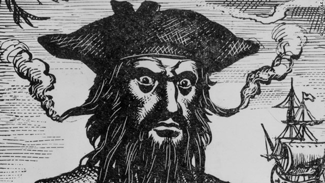 N.C. divers to search Blackbeard's ship for artifacts
