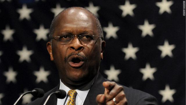 Herman Cain officially announces presidential bid