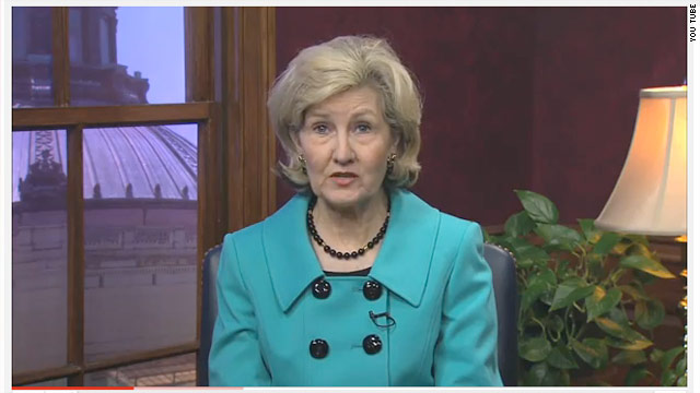 Hutchison calls for long-term energy policy