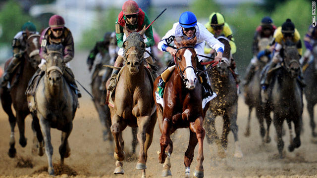 Shackleford wins Preakness