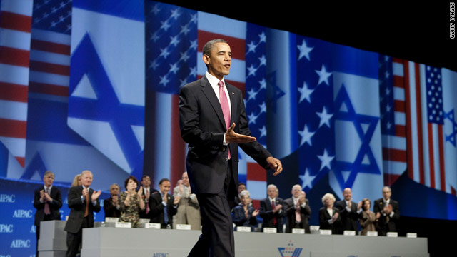 Obama rejects controversy over his stance on Middle East peace talks