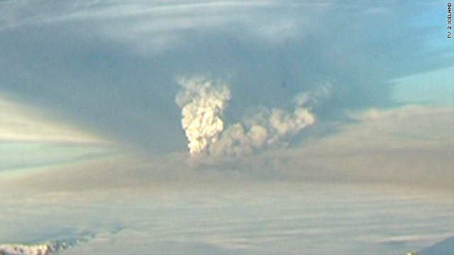Grimsvotn volcano erupts in Iceland
