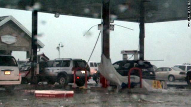 Tornado causes 'some fatalities' in Joplin, Missouri