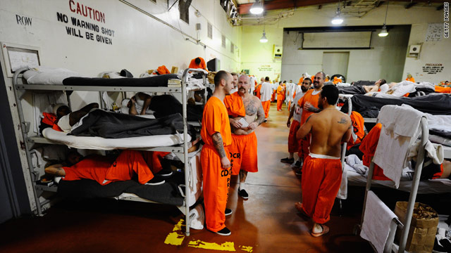 Supreme Court: California must end prison crowding
