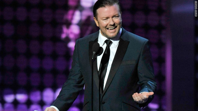 Ricky Gervais: I didn't dis 'The Office' finale