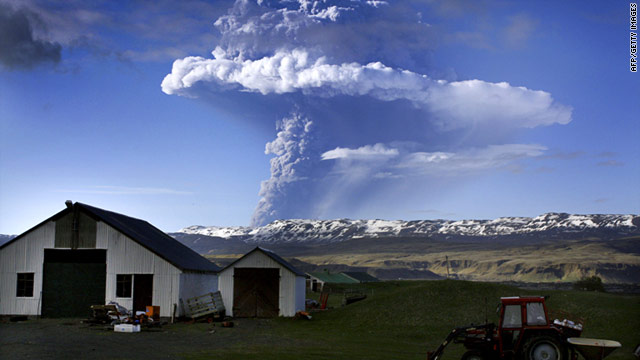 Iceland hopes to reopen airspace after volcanic eruption
