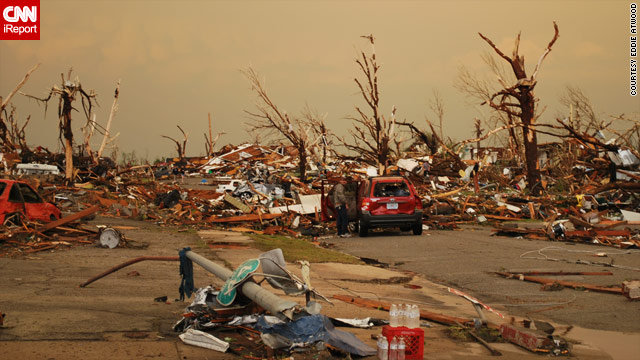 Stories from the storm: Fear, tears, prayers silenced by tornado destruction