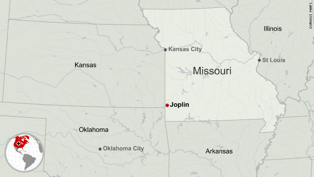 Joplin a hub for 4state region This Just In CNNcom Blogs