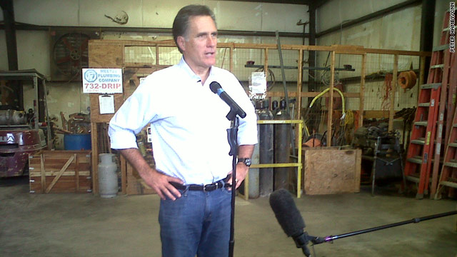 Romney's South Carolina debut: States' rights, Medicare and barbecue