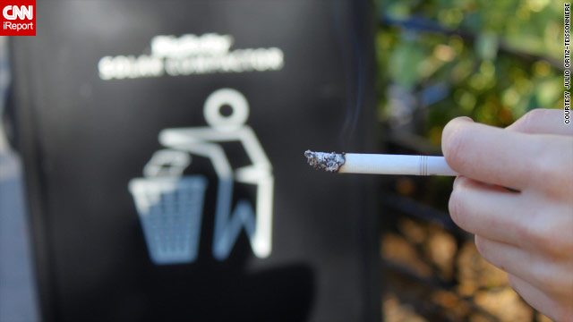 New Yorkers can't smoke outside at parks anymore