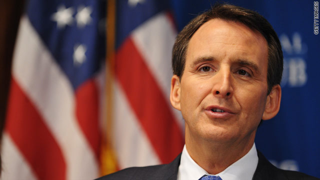 Pawlenty launches 2012 presidential campaign