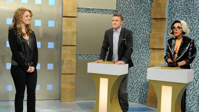 Lady Gaga y Timberlake baten récords en la TV de EE.UU.