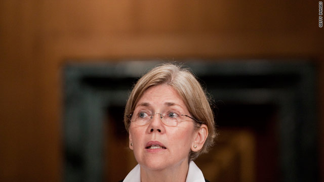 Elizabeth Warren ready to rumble with House panel