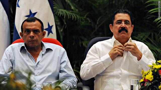 Manuel Zelaya regresará a Honduras el próximo sábado