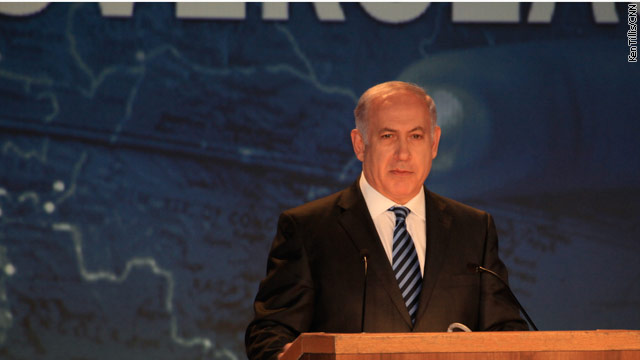 CNN coverage: Israeli PM Netanyahu's address to Congress