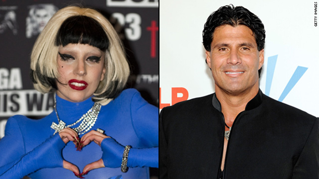 Jose Canseco professes love for Gaga on Twitter