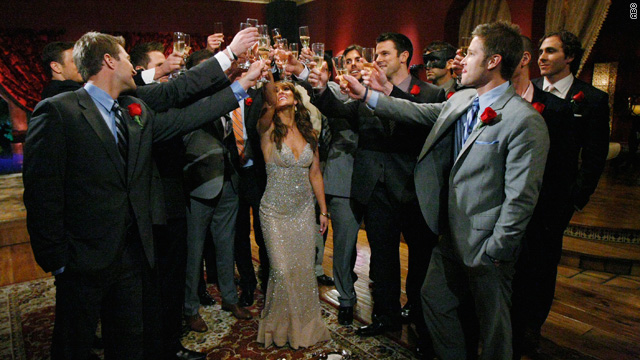 'Bachelorette' returns with more drunken goodness
