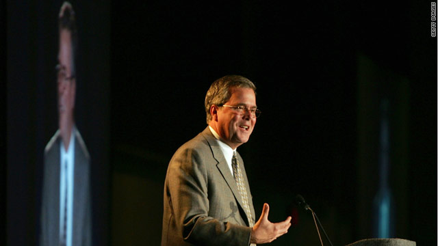 Bush praises 2012 candidate