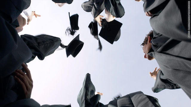 Seeking Serenity: Stressed new grads, harness your idealism