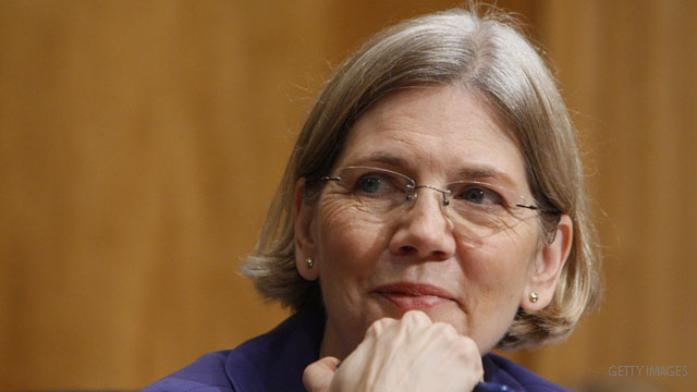 Warren eyes Senate seat?