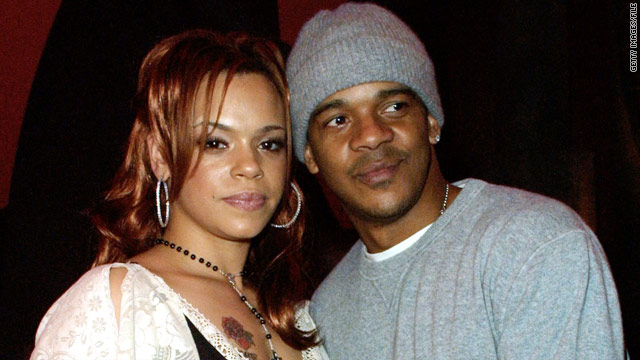 Singer Faith Evans and husband split