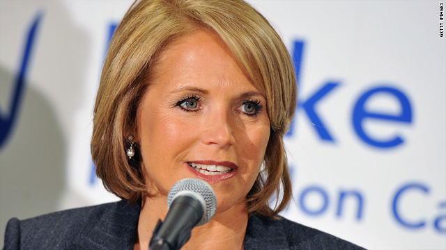 'Showbiz Tonight' Flashpoint: Could Katie Couric replace Oprah?
