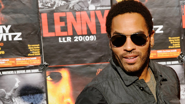 Lenny Kravitz to rock 'The Hunger Games'
