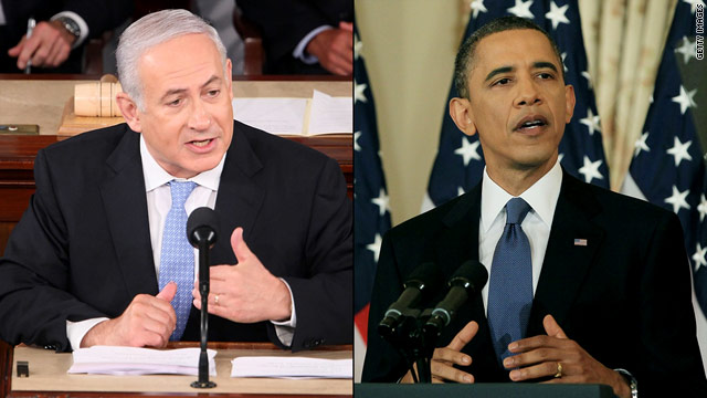 Netanyahu and Obama's dueling speeches