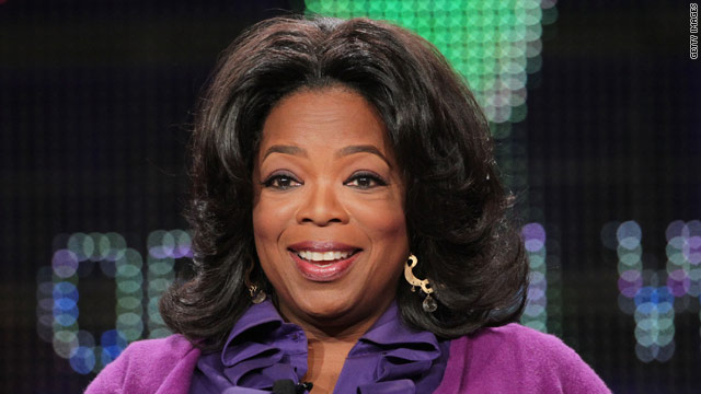 My Take: How Oprah became a messiah