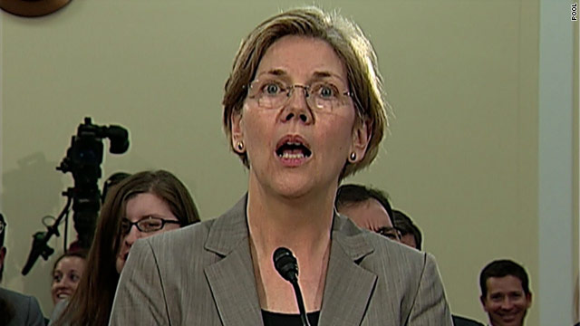 Elizabeth Warren accused of lying by House panel