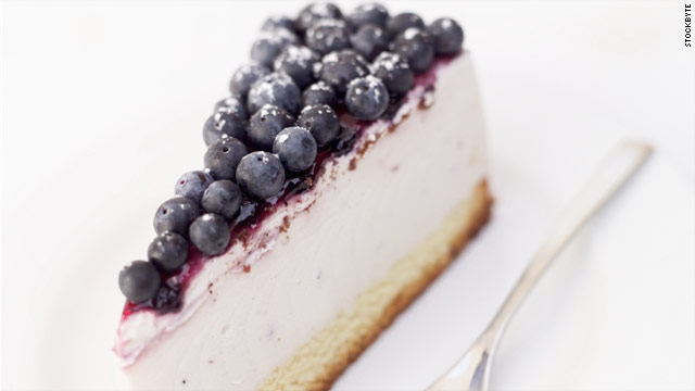 Cheesecake for breakfast? Yes, please!