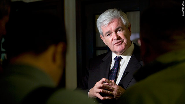 Gingrich: Reporters more obsessed with six-figure Tiffany bill than 'normal Americans'