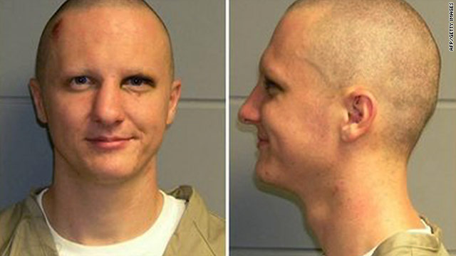 Judge rules Loughner is not competent to stand trial